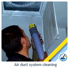 air heating cleaning